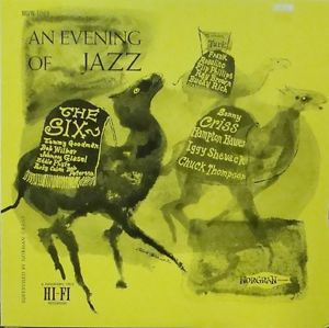 an evening of jazz, 1949, Norgran