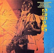 220px-Africa_(Pharoah_Sanders_album)