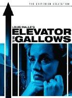 Ascenseur pour l'échafaud, le film de Louis Malle, affiche américaine
