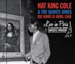 King Cole à Paris, avec le Quincy Jones B.B.
