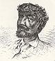 Jean-Baptiste Point du Sable, Haïtien, homme libre l'un des fondateurs de la ville.