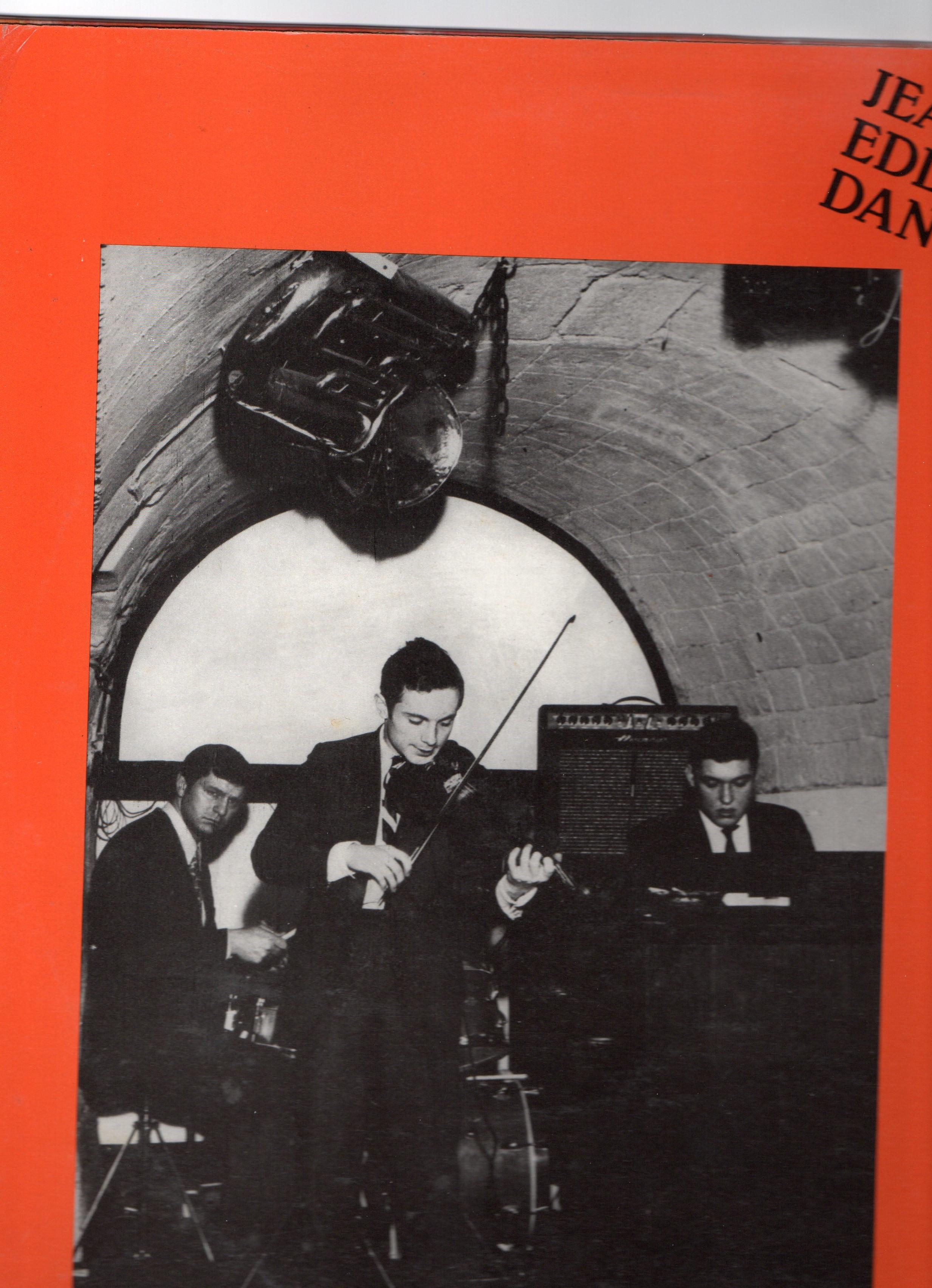 Qu'ils étaient beaux, cravatés au Caméléon en 1968, Daniel, Jean-Luc et Eddy !