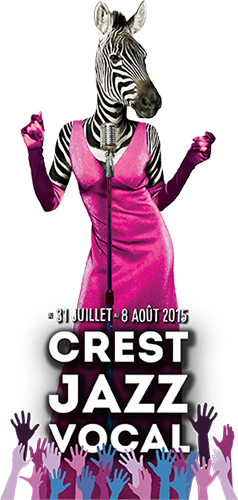 affiche du 40e Crest jazz vocal