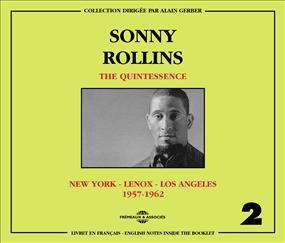Sonny Rollins 2 Fremeaux.