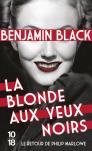 Benjamin Black, La blonde aux yeux noirs