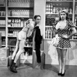 Ne pas oublier Martha Raye... Superbe danseuse et burlesque...