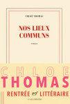 Chloé Thomas Nos lieux communs